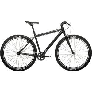 Vitus Vee 29 City Bike (SS) 2020 - Black