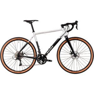 Vitus Substance V-2 Adventure Road Bike 2020 - Dark Grey-Light Grey