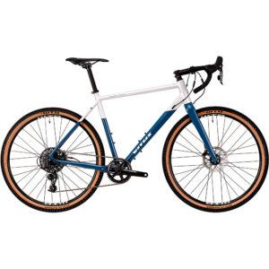 Vitus Substance VRS-1 Adventure Road Bike 2020 - Blue-Ice