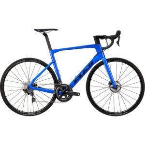 """Fuji Transonic 2.3 Disc Road Bike 2020 - Electric Blue - 54cm (21"""")"""