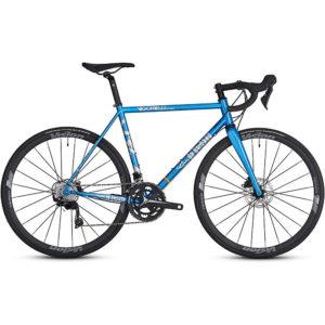 Cinelli Vigorelli Disc 105 Hydro Road Bike 2020 - Blue