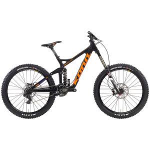 Kona Supreme Operator Downhill Bike 2016 - Black