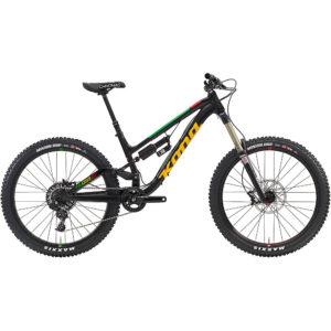 Kona Process 167 Full Suspension Bike 2016 - Black