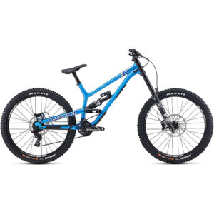 Commencal Furious Essential Fox Suspension Bike 2020 - Blue