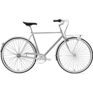 Creme Caferacer Man Uno Urban Bike 2020 - Chrome