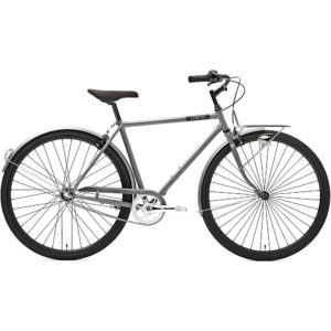 Creme Caferacer Man Solo Urban Bike 2020 - Silver Matt