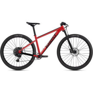 Ghost Nirvana Tour SF Universal Hardtail Bike 2020 - Red - Black