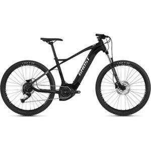 Ghost Hybride HTX 2.7+ Hardtail E-Bike 2020 - Black - White - XL