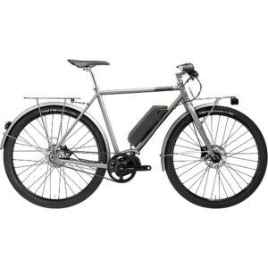 Creme Ristretto On+ Doppio City E-Bike 2020 - Moonlight