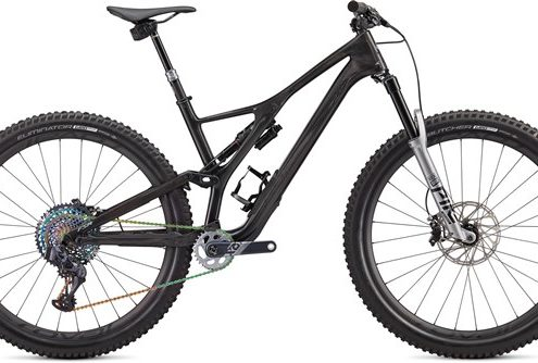 "Specialized S-Works Stumpjumper Carbon Sram AXS 29"" Mountain  2020 - Trail Full Suspension MTB"
