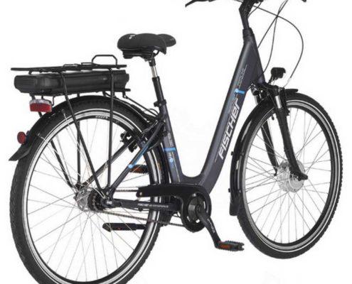 Fischer Bikes sähkö polkupyörää Ecu 1401