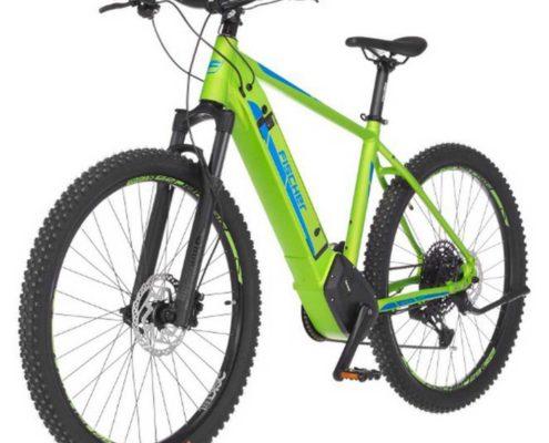 Fischer Bikes sähkö polkupyörää Montis 6.0i 29