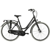 "Laventino Glide 3 Ladies Urban Bike - Black - 53cm (21"")"