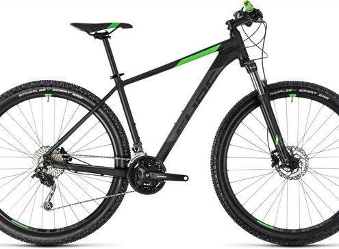 "Cube Aim SL 27.5"" - Nearly New - 18"" 2018 - Electric Hybrid"