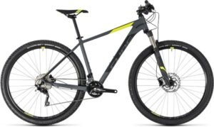 """Cube Attention SL 29er - Nearly New - 21"""" 2018 -"""