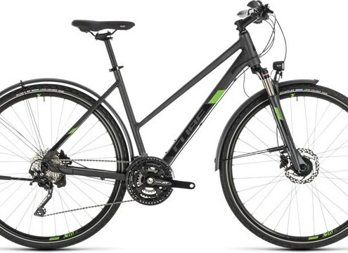 Cube Cross Allroad Womens 2019 - Hybrid Sports