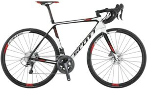 Scott Addict 20 Disc - Nearly New - S 2017 - Road