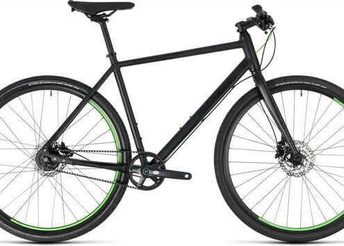 Cube Hyde Race - Nearly New - 50cm 2018 - Hybrid Sports