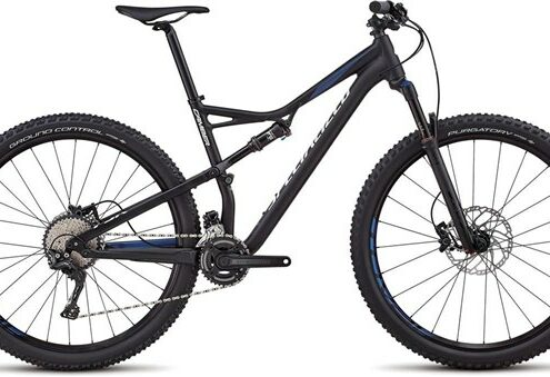 Specialized Camber Comp 29er - Nearly New - L 2018 - Trail Full Suspension MTB