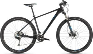 "Cube Reaction Pro 29er - Nearly New - 9"" 2019 - Hardtail MTB"