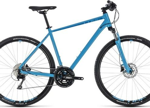Cube Nature EXC - Nearly New - 50cm 2018 - Hybrid Sports