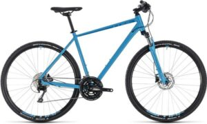 Cube Nature EXC - Nearly New - 58cm 2018 - Hybrid Sports