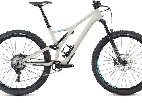 Specialized Stumpjumper Comp Carbon 29er - Nearly New - M 2019 - Trail Full Suspension MTB