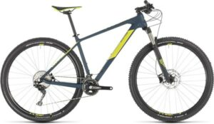 """Cube Reaction C:62 29er - Nearly New - 21"""" 2019 - Hardtail MTB"""